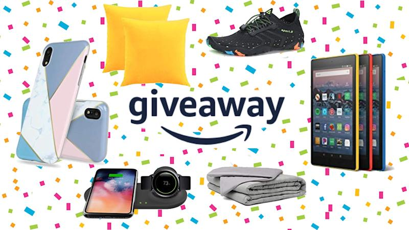 AMAZON PRE PRIME DAY GIVEAWAY
