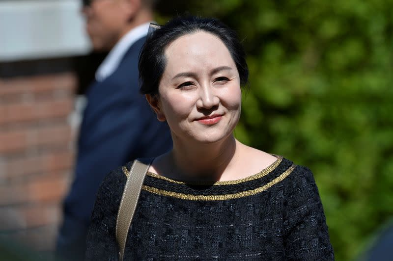 Huawei CFO loses key aspect of U.S. extradition case in Canada court