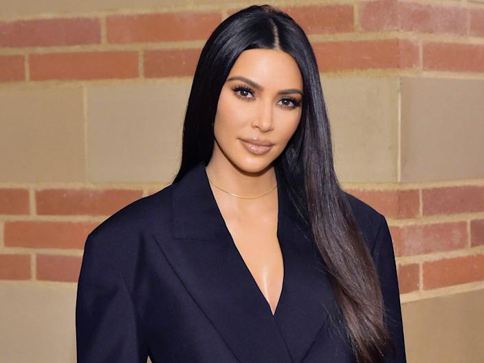 "Kim Kardashian West is an executive producer on ""KUWTK."""