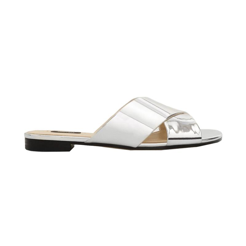 "<a rel=""nofollow"" href=""http://www.anrdoezrs.net/links/3550561/type/dlg/http://shop.mango.com/US/p0/women/accessories/shoes/flat-sandals/metallic-strap-sandals?id=83025575_PL&n=1&s=accesorios.zapatos"">Metallic Strap Sandals, Mango, $40<p>You appreciate clean, simple silhouettes that you can easily slip on with an array of looks. Choose a metallic crossover slide that is neither complicated nor boring.</p> </a><p>     <strong>Related Articles</strong>     <ul>         <li><a rel=""nofollow"" href=""http://thezoereport.com/fashion/style-tips/box-of-style-ways-to-wear-cape-trend/?utm_source=yahoo&utm_medium=syndication"">The Key Styling Piece Your Wardrobe Needs</a></li><li><a rel=""nofollow"" href=""http://thezoereport.com/beauty/skincare/new-beauty-invention-will-make-skin-baby-soft/?utm_source=yahoo&utm_medium=syndication"">This New Beauty Invention Will Make Your Skin Feel Baby Soft</a></li><li><a rel=""nofollow"" href=""http://thezoereport.com/entertainment/red-carpet/sarah-jessica-parker-twins-red-carpet/?utm_source=yahoo&utm_medium=syndication"">Sarah Jessica Parker's Twins Are Already Crushing The Fashion Game</a></li>    </ul> </p>"