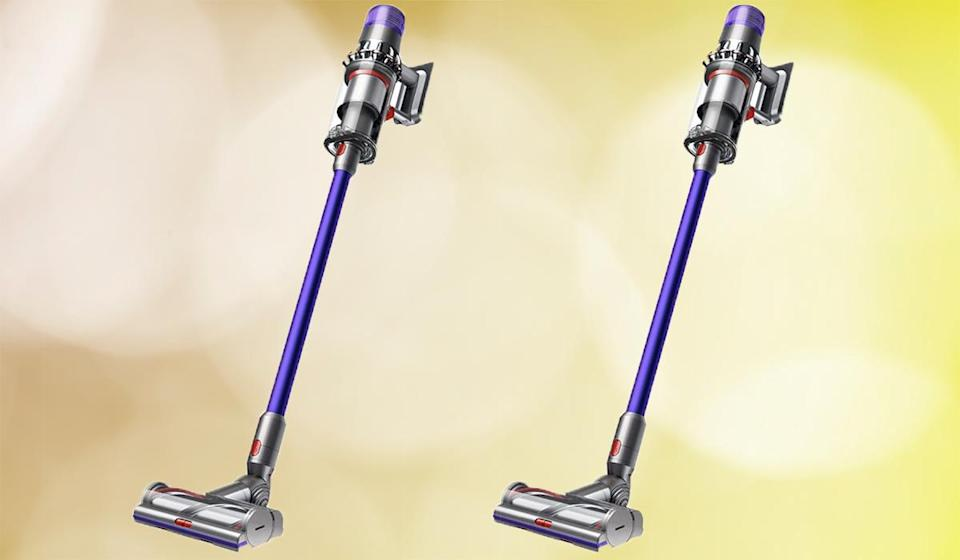 Clean all the gunk off your floors in style. (Photo: Amazon)