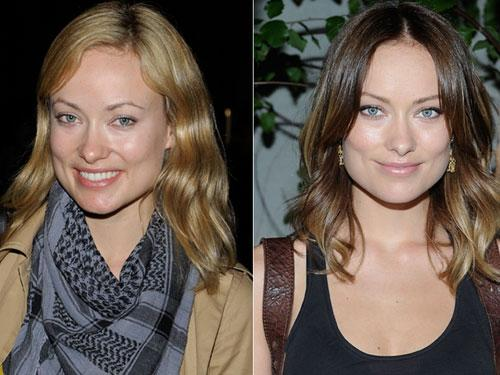 "<div class=""caption-credit""> Photo by: Ilya S. Savenok/Jamie McCarthy/Getty</div><div class=""caption-title"">Going platinum</div>Very light blonde shades don't work for many women, and can actually age you by making you appear washed out. ""For example, Olivia Wilde's beautiful eyes really pop and her complexion looks brighter when her hair has some darker tones as compared to when it is very light,"" says Oded Gabay, celebrity hair stylist and owner of New York's <a rel=""nofollow"" href=""http://www.lovellanyc.com/"" target=""_blank"">Lovella salons</a>. <br> <br> <b>More from REDBOOK: <br></b> <ul>  <li>  <b><a rel=""nofollow"" target="""" href=""http://www.redbookmag.com/beauty-fashion/tips-advice/best-at-home-hair-color?link=rel&dom=yah_life&src=syn&con=blog_redbook&mag=rbk"">Best At-Home Hair Color Trends</a></b>  </li>  <li>  <a rel=""nofollow"" target="""" href=""http://www.redbookmag.com/beauty-fashion/tiptool/how-to-look-younger#/category1?link=rel&dom=yah_life&src=syn&con=blog_redbook&mag=rbk""><b>43 Sneaky Tricks to Look Younger</b>  <br></a>  </li> </ul>"