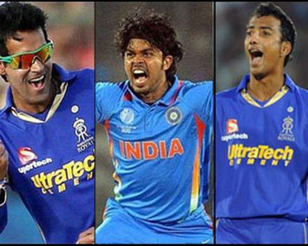 Delhi Police has invoked the stringent Maharashtra Control of Organised Crime Act (MCOCA) against them. The provisions under MCOCA will make it more difficult for Rajasthan Royals player S Sreesanth, Ankeet Chavan and Ajit Chandila and alleged bookies to get bail.
