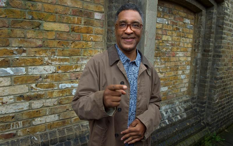 Michael Watson - Credit: Julian Simmonds