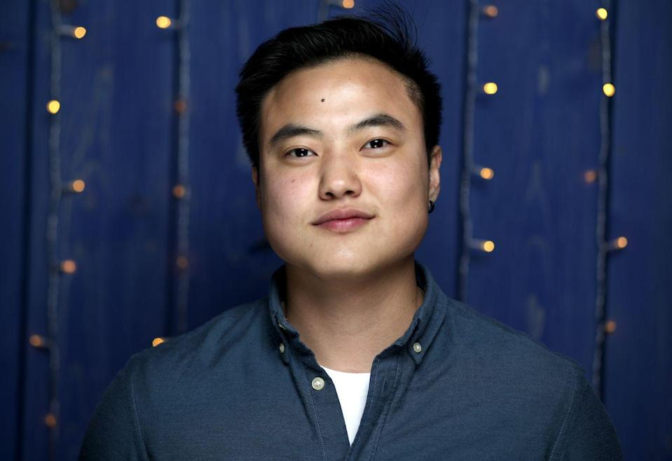 <p>Sheng fell into acting almost by accident, auditioning for <em>Adam</em> after a casting agent messaged him via Instagram. He's since appeared on <em>The L Word</em>, as well. An active poster on social media about his personal journey, Sheng told the NYT that he wants people to see trans bodies as they are, in all their diverse forms.</p>