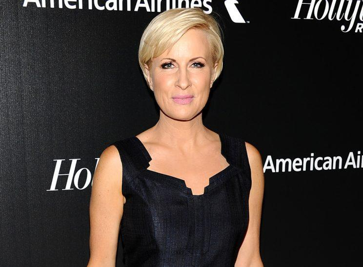 Mika Brzezinski is not finished responding to President Trump's tweets. (Photo: Charles Sykes/Invision for The Hollywood Reporter/AP Images)