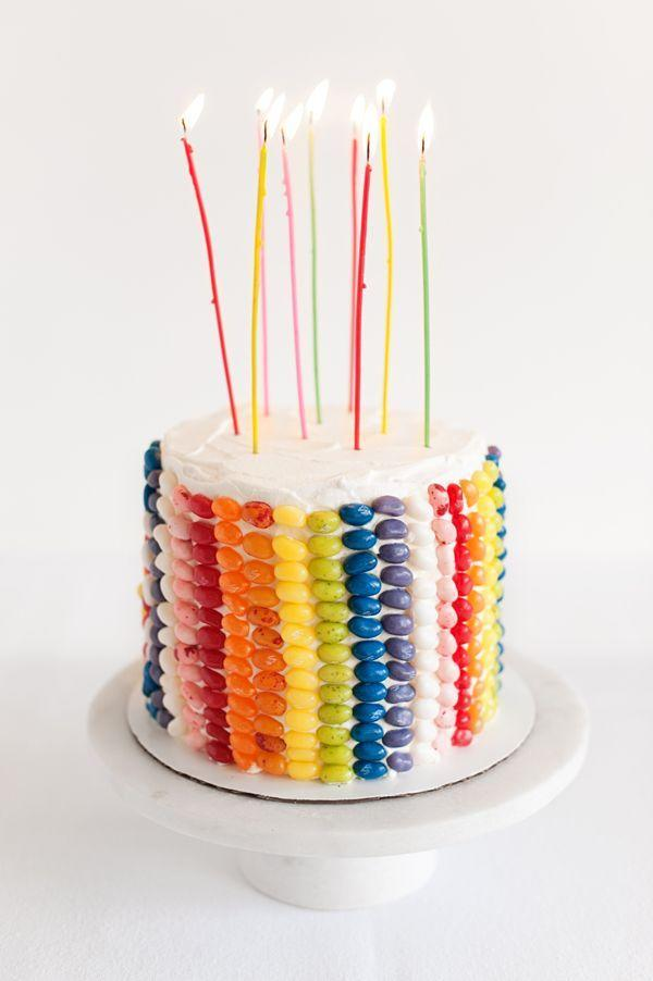 "<p>Bedazzle the cake with colorful jelly beans rather than malted milk eggs and chocolate bunnies to please the non-chocoholics at the party.</p><p><a href=""http://asubtlerevelry.com/jelly-bean-layer-cake"" rel=""nofollow noopener"" target=""_blank"" data-ylk=""slk:Get the recipe from A Subtle Revelry »"" class=""link rapid-noclick-resp""><em>Get the recipe from A Subtle Revelry »</em></a></p>"