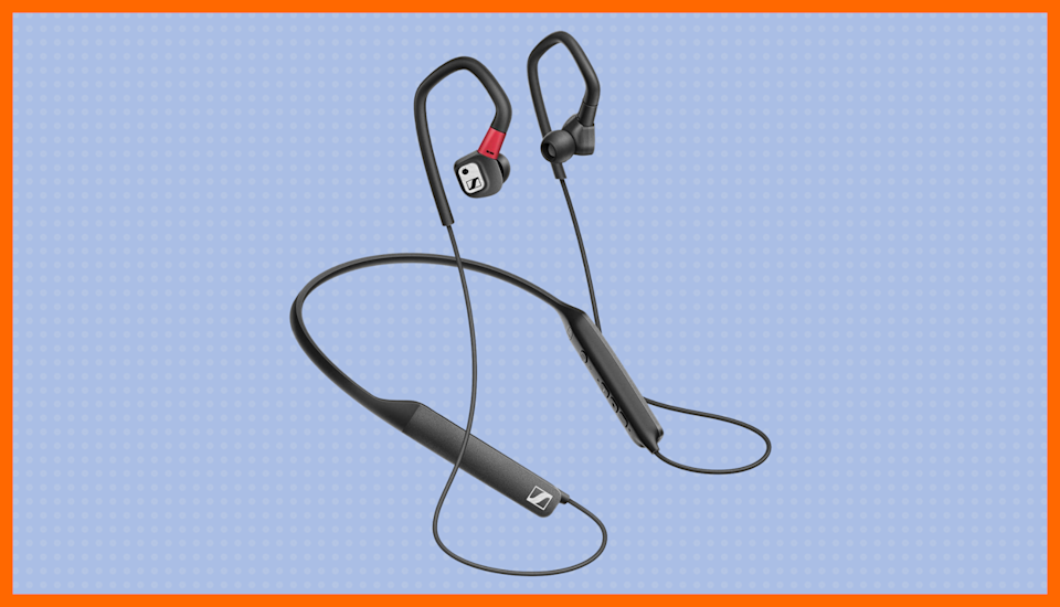 Sennheiser IE 80S BT Audiophile in-Ear Bluetooth Headphones. (Photo: Amazon)
