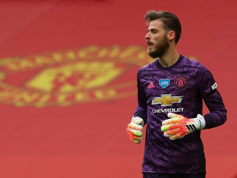 David De Gea faces an uncertain future at Manchester United after Dean Henderson's emergence: Reuters