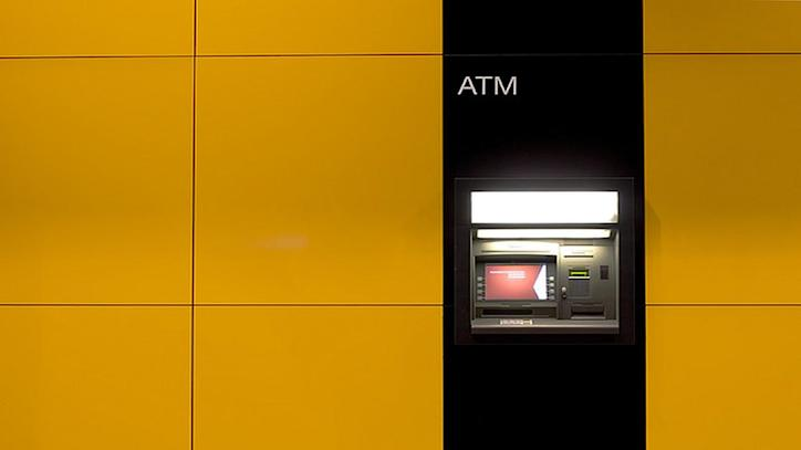 CBA ATM machine