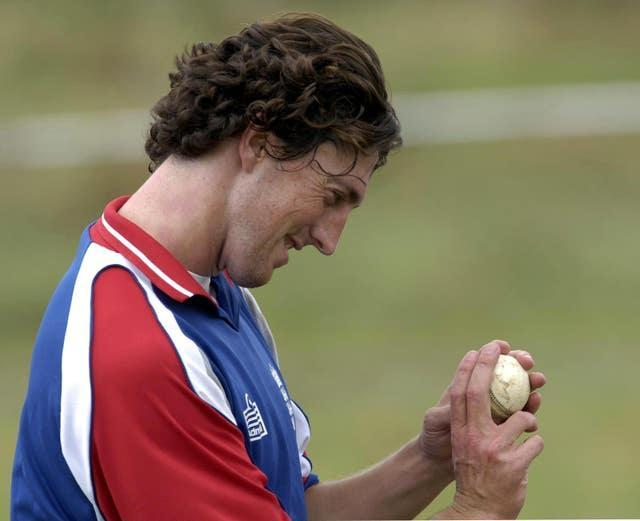 New elite pace bowling coach Jon Lewis played 16 times for England.