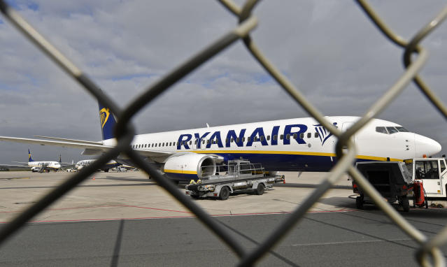 Ryanair has been hit by problems at Boeing. Photo: AP Photo/Martin Meissner