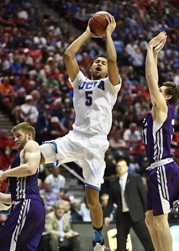 UCLA's Anderson and LaVine declare for NBA draft