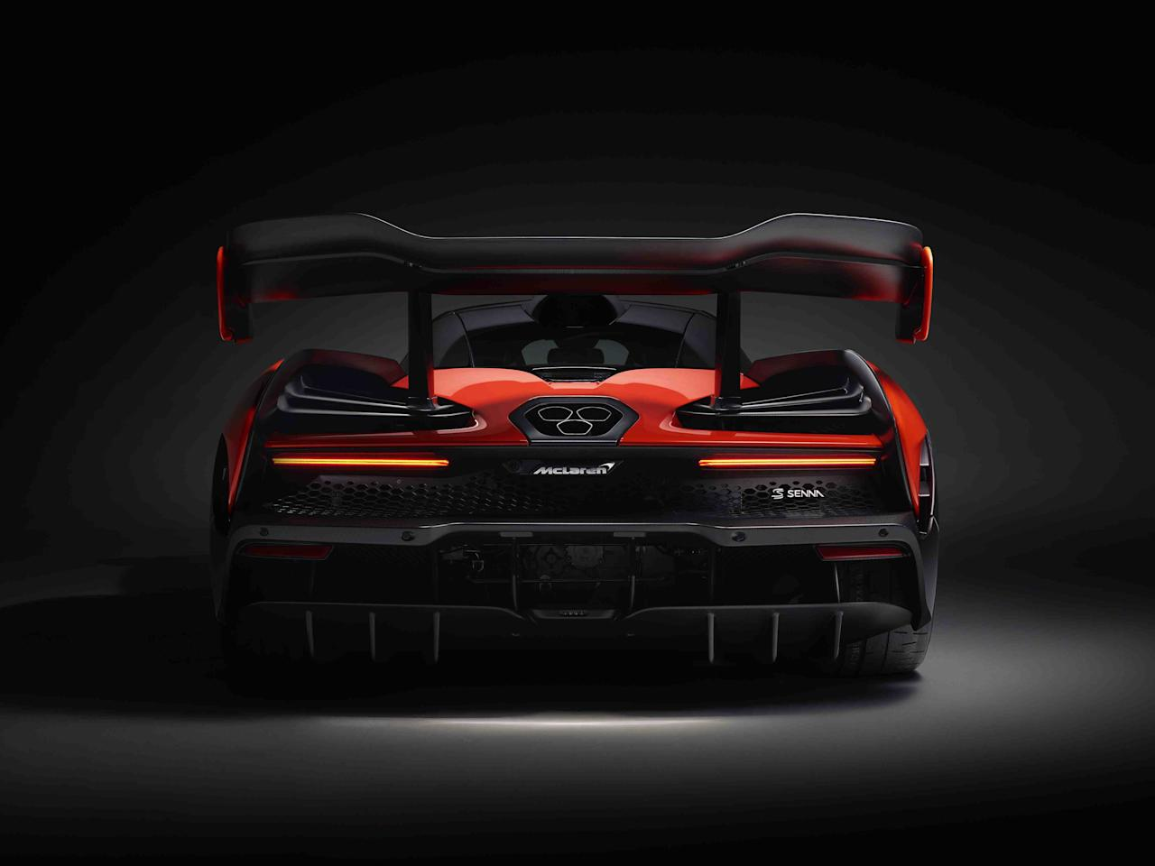 <p>Jut 500 McLaren Senna's will be made – and all will be hand-built at McLaren's factory in Woking, Surrey. All 500 have already been snapped up. </p>