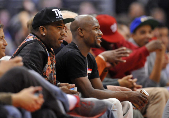 Floyd Mayweather: 'Do we want to buy the Clippers? Yes we do'