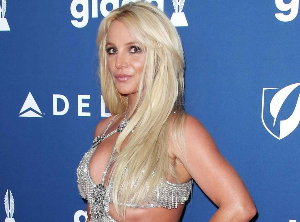 Britney Spears, 29th Annual GLAAD Media Awards