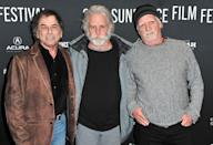 <p>Surviving members of the Grateful Dead arrive at their documentary 'Long Strange Trip' on Jan. 23. (Photo: Jerod Harris/Getty Images) </p>