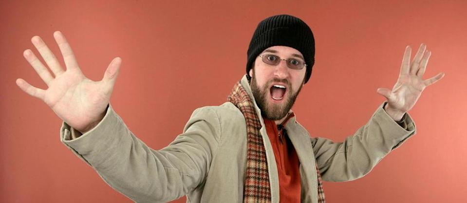 Dustin Diamond en 2007.
