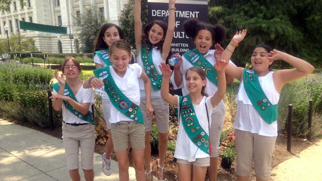 Girl Scouts to American Kennel Club: Protect the Puppies!