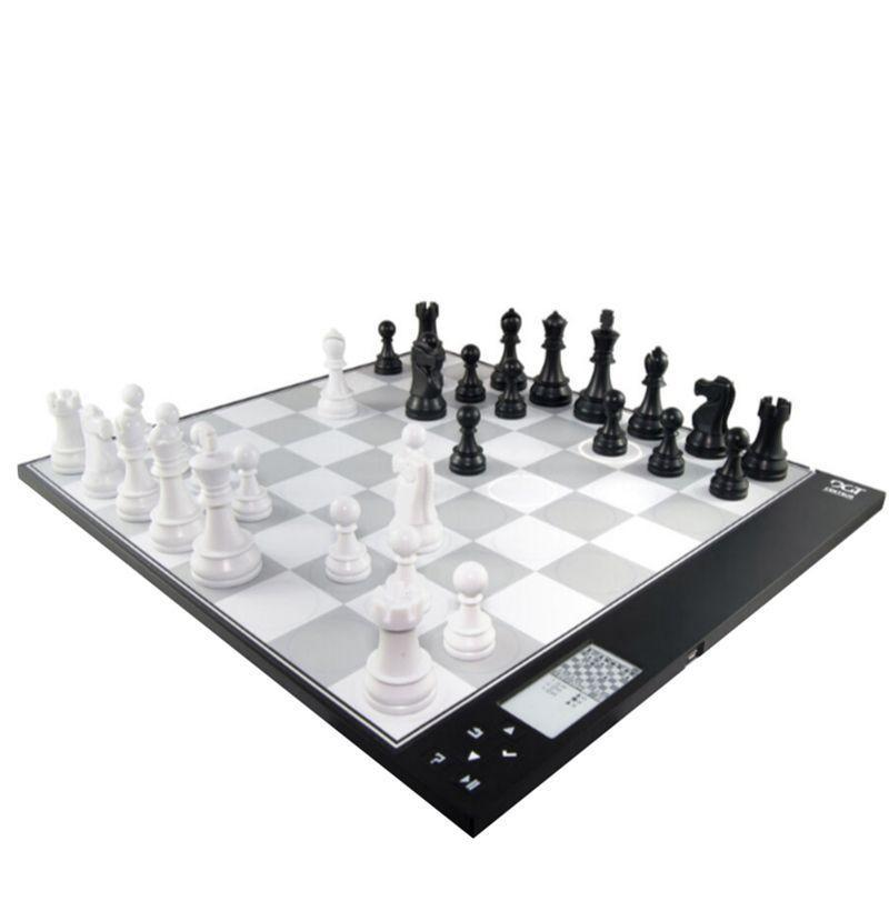 """<p><strong>Centaur</strong></p><p>amazon.com</p><p><strong>$300.00</strong></p><p><a href=""""https://www.amazon.com/DGT-Centaur-Revolutionary-Chess-Computer/dp/B07RNM4YT2?tag=syn-yahoo-20&ascsubtag=%5Bartid%7C10054.g.23013003%5Bsrc%7Cyahoo-us"""" rel=""""nofollow noopener"""" target=""""_blank"""" data-ylk=""""slk:Buy"""" class=""""link rapid-noclick-resp"""">Buy</a></p><p>A cleverly designed smart chess set will keep his brain busy on quiet Sunday afternoons—and he can play it alone, thanks to its computing abilities. It's the ultimate man vs. computer showdown.</p>"""