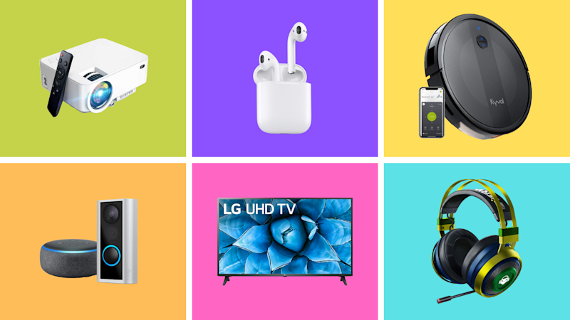 The best tech sales for Labor Day weekend are right here! (Photo: Yahoo Life)