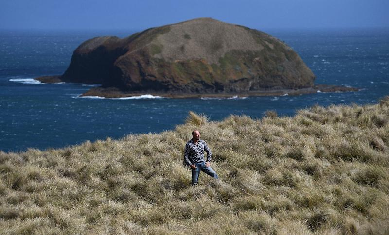 As much of Asia wheezes, coughs and sniffles its way through another smog season, one isolated and windswept corner of Australia is serving as the global standard for clean air (AFP Photo/William WEST)