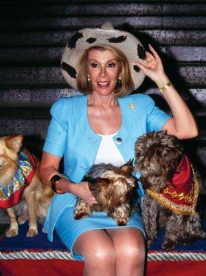 Joan Rivers Interview: Her 6 Best One-Liners
