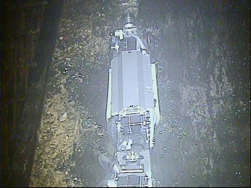 Robot probes show Japan reactor cleanup worse than expected