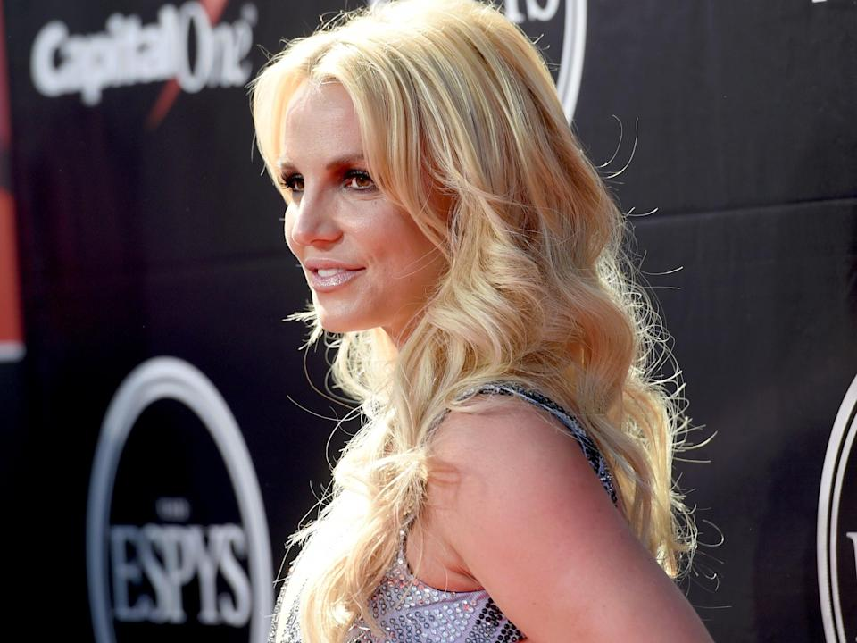 <p>Britney Spears asks to address court directly in conservatorship case </p> (Getty Images)