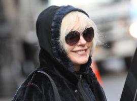OUCH! 65 Year Old Debbie Harry Mistaken For Lindsay Lohan