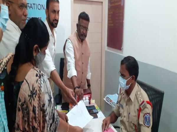 The parents of deceased girl filed a complaint (Photo/ANI)