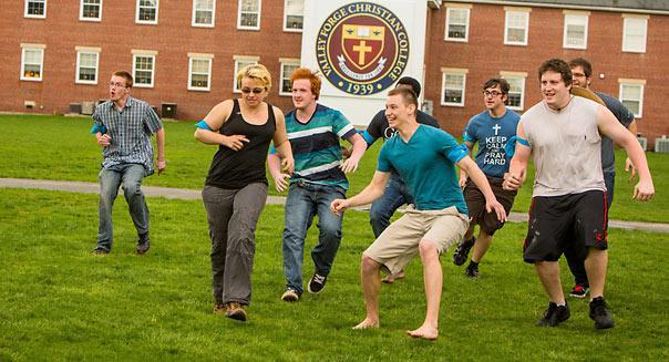 Valley Forge Christian College Facebook