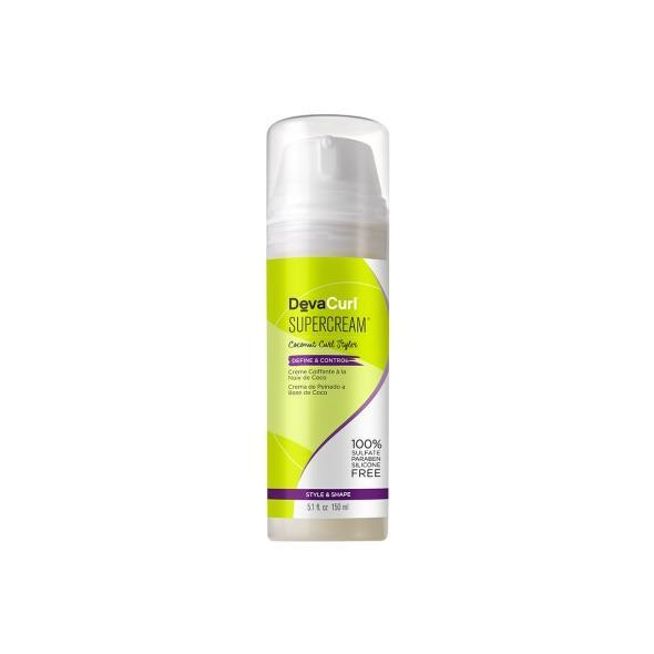 "<h3><strong>DevaCurl</strong> SuperCream</h3> <br><strong>Best For Targeted Application</strong><br><br>""Leave-in conditioner is to curly hair what gas is to a car. And finding a good leave-in that gives your curls definition without weighing the hair down is a task,"" <a href=""https://www.instagram.com/shanboody/"" rel=""nofollow noopener"" target=""_blank"" data-ylk=""slk:Shan Boodram"" class=""link rapid-noclick-resp"">Shan Boodram</a>, author, sexologist, and YouTuber tells us. ""DevaCurl is my boo, but I only use it on the top pieces — I prefer the middle to have zero product, so I get frizzy volume goodness!""<br><br><strong>DevaCurl</strong> SuperCream, $, available at <a href=""https://go.skimresources.com/?id=30283X879131&url=https%3A%2F%2Fwww.sephora.com%2Fca%2Fen%2Fproduct%2Fsupercream-coconut-curl-styler-P399687%3Fcountry_switch%3Dca%26skuId%3D1737311%26om_mmc%3Dppc-GG_2024543031_70610904374_pla-420321913353_1737311_354742832613_9061009_c%26country_switch%3Dca%26lang%3Den%26ds_rl%3D1261471%26gclid%3DEAIaIQobChMInbiAlfC-4wIVzf_jBx2_kA52EAQYASABEgJJOvD_BwE%26gclsrc%3Daw.ds"" rel=""nofollow noopener"" target=""_blank"" data-ylk=""slk:Sephora"" class=""link rapid-noclick-resp"">Sephora</a><br><br><br>"