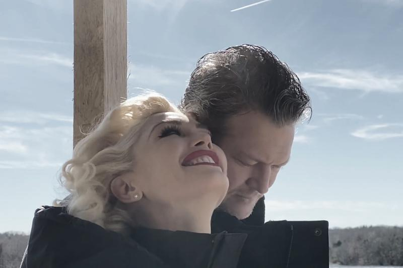 Blake Shelton Psyched to Perform With Gwen Stefani at Grammys