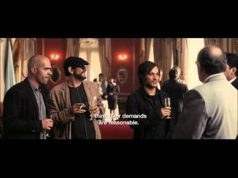 "<p>Two filmmakers arrive in Bolivia, intent on shooting a historical film about Christopher Columbus's conquests. However, they find themselves amid a a whole other historical moment in action, as their production is met with unexpected obstacles from the ongoing Cochabamba Water War.</p><p><a class=""link rapid-noclick-resp"" href=""https://www.netflix.com/search?q=even+the+rain&jbv=70154110"" rel=""nofollow noopener"" target=""_blank"" data-ylk=""slk:Watch Now"">Watch Now</a></p><p><a href=""https://www.youtube.com/watch?v=3JKs8aSb7eo"" rel=""nofollow noopener"" target=""_blank"" data-ylk=""slk:See the original post on Youtube"" class=""link rapid-noclick-resp"">See the original post on Youtube</a></p>"