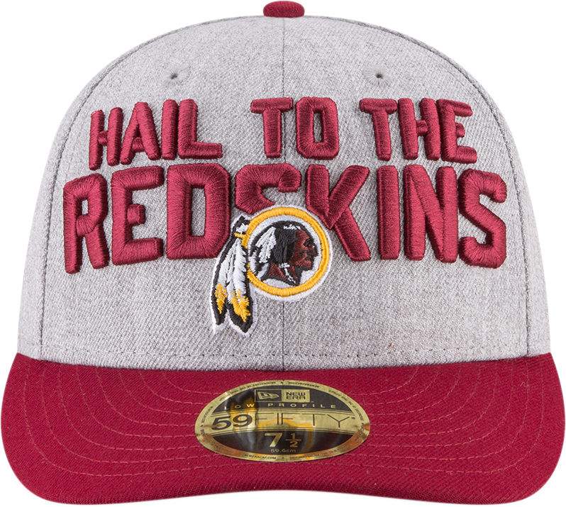 Raiders 2018 National Football League  draft hat is fit for a nation