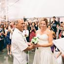 """<p>Robert and Meredith Bonilla were the first (and pretty much only) couple to get <a href=""""https://www.huffpost.com/entry/costco-wedding-frozen-food_n_6401160"""" data-ylk=""""slk:married in a Costco frozen food section"""" class=""""link rapid-noclick-resp"""">married in a Costco frozen food section</a>. The couple met at Costco and was able to get special permission from corporate to hold the ceremony there.</p>"""