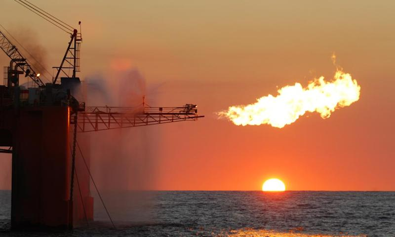 Up in smoke: Australia's petroleum resources tax is failing to collect a fair amount of revenue from LNG projects.