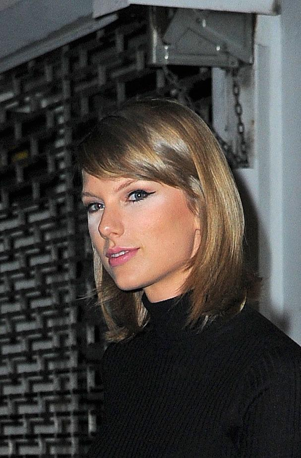 Poor Tay Tay caught the wrath of the paparazzi when she stepped out in New York on Wednesday night with her under eye concealer showing. The songstress' beauty is usually flawless so perhaps that's why it came as such a shock.