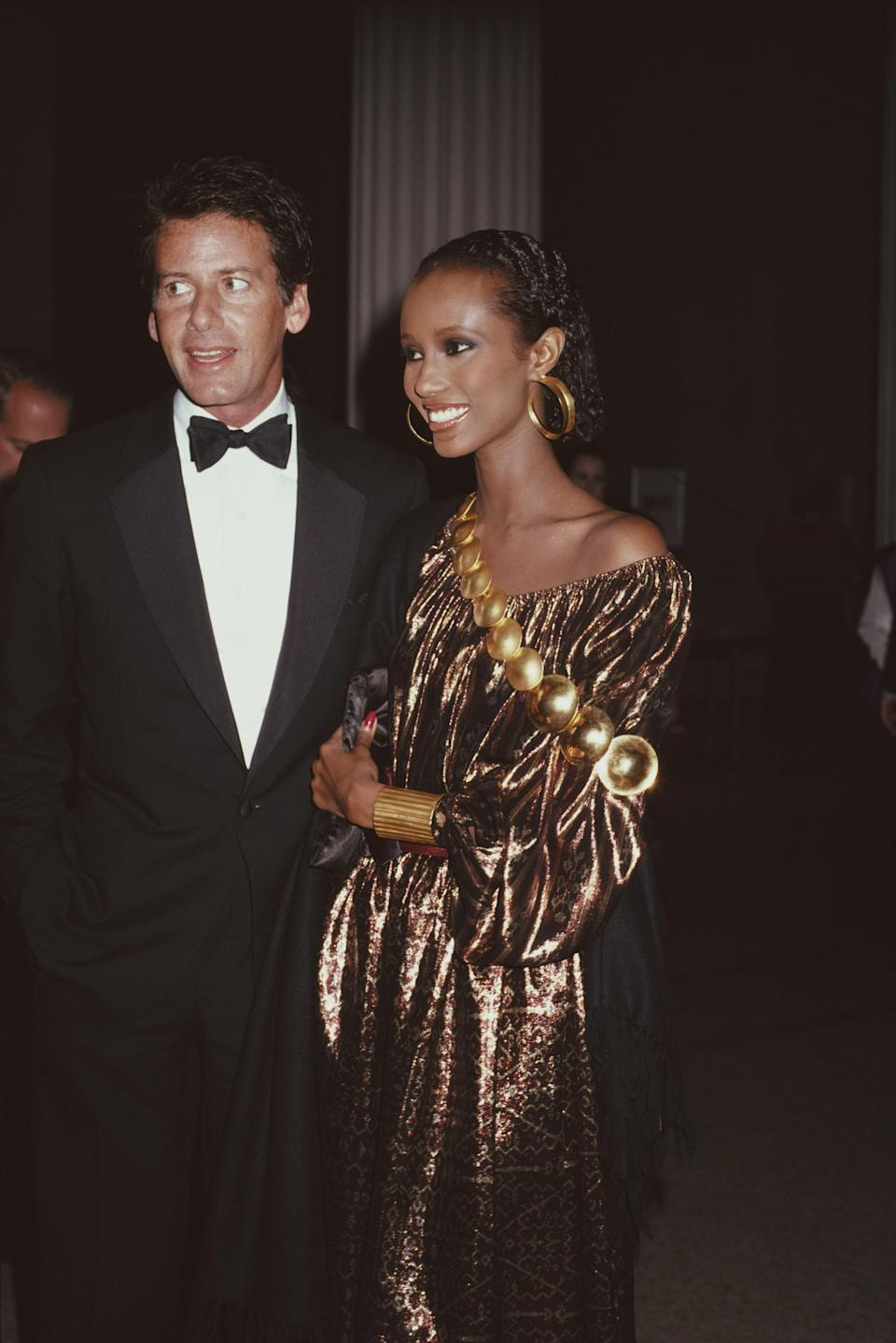 """<h1 class=""""title"""">Calvin Klein And Iman</h1><cite class=""""credit"""">Photo: Getty Images</cite>"""
