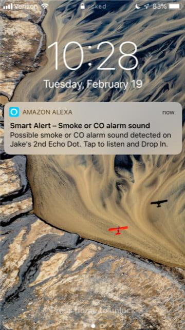 amazon alexa guard rollout screen 3