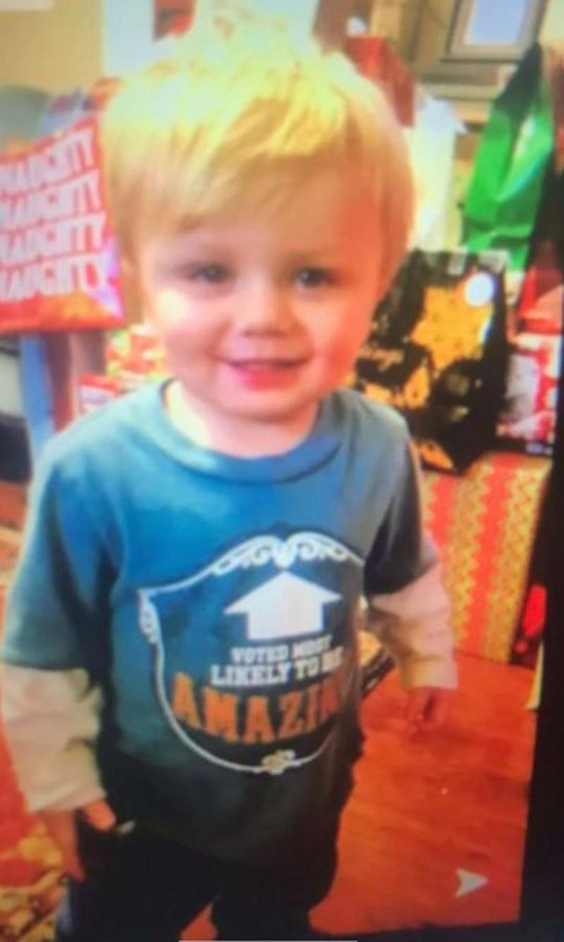 d200ce75 'Sweet' Kentucky Toddler Who Vanished From Home Sunday Is Found Alive Near  Strip Mine