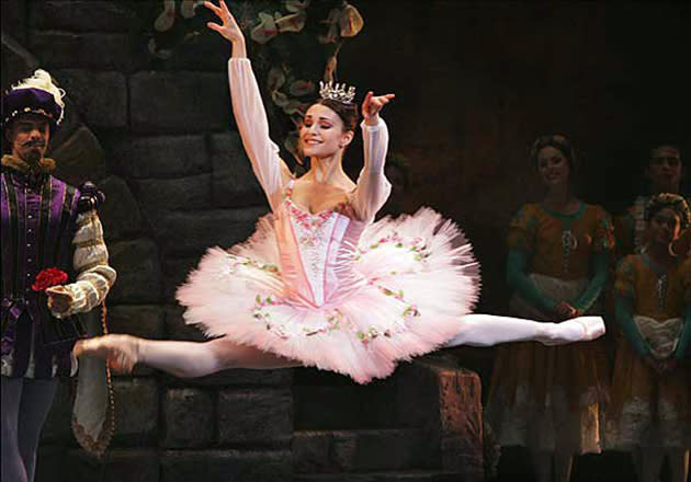 "Sarah Lane, a 22-year-old ballerina, doubled for Portman in ""Black Swan."" ""I care only to speak the truth,"" said Lane. ""The truth is that no one, not Natalie Portman, or even myself, can come anywhere close to the level of a professional ballerina in a year and a half. Period."" For ""Your Highness,"" Irish student Caroline Davis said she filled in as Portman's backside in the thong scene. She said she was paid approximately $400, which included taking a dive into the icy lake in Belfast."