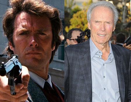 In the 80s, Clint Eastwood was working on the fourth and most violent 'Dirty Harry' film, 'Sudden Impact'. Now, at age 85, he doesn't look the same as he did back then, but it's safe to say that he's had a very full and succesful career.