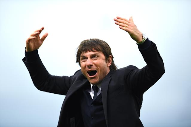 Chelsea manager Antonio Conte is still highly respected in Italy despite his Chelsea struggles this season.