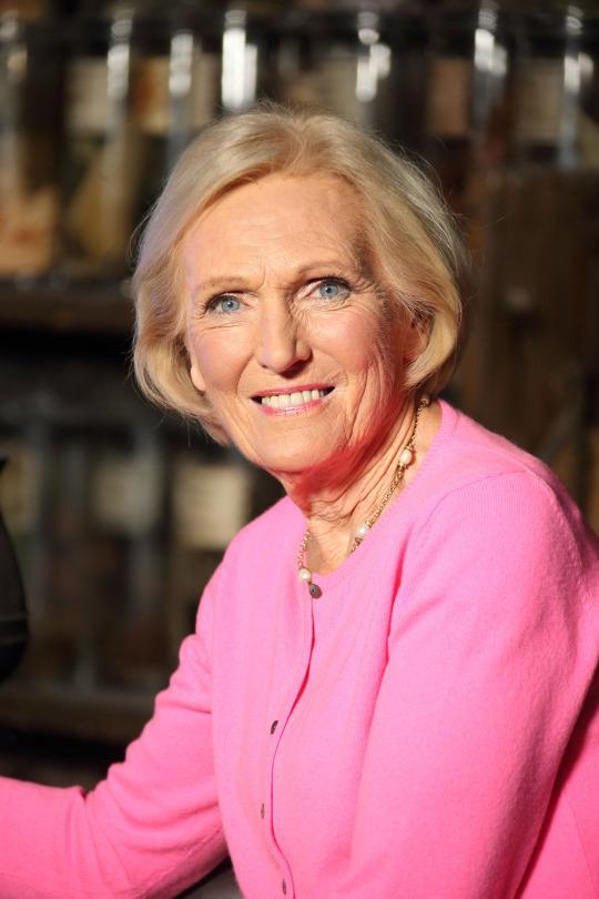 Mary Berries 80 year old mary berry is one of fhms sexiest women sisterspd