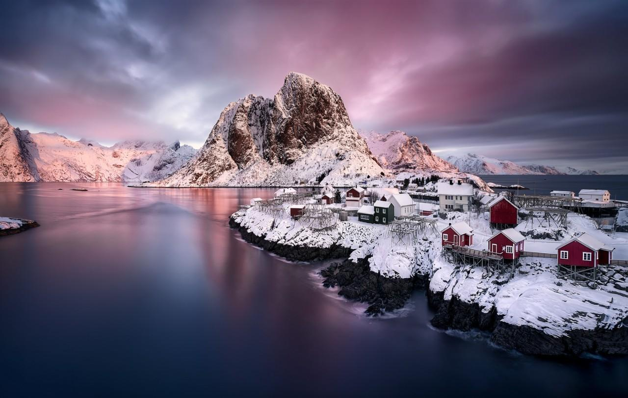 <p>Norway's free education, public pensions and universal healthcare contribution to the country's high levels of wellbeing. (Getty)</p>
