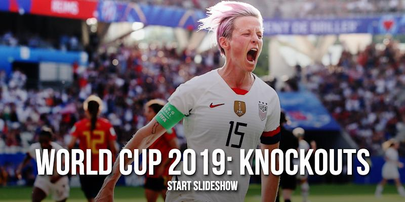 FIFA Women's World Cup: USWNT, like France, survives scare