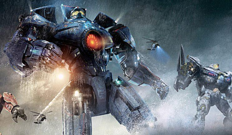 Pacific Rim: Maelstrom gets a new title - Credit: Legendary