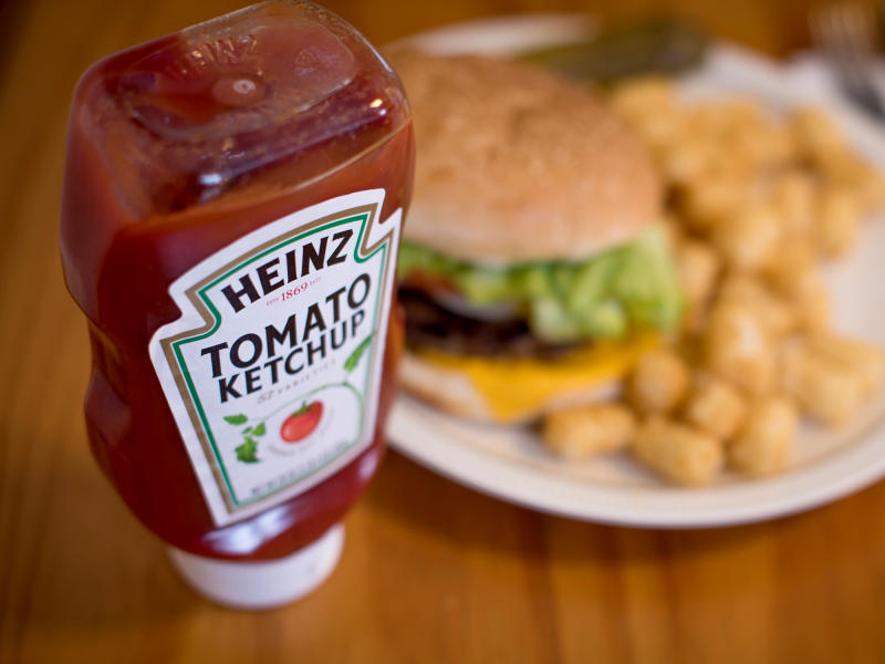 Kraft Heinz Can't Count on Ketchup to Save It From the Future of Food